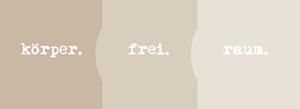 Körper.Frei.Raum Logo